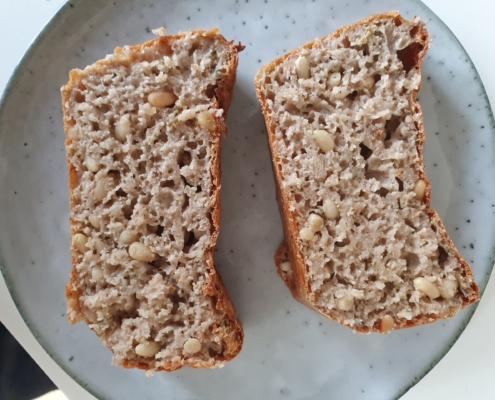 lysine rich bread